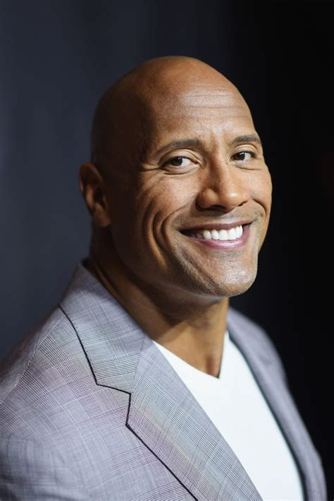 Why are so many people fond of Dwayne  The Rock  Johnson ...