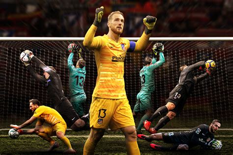 Why Atletico Madrid Consider Goalkeeper Jan Oblak to Be ...