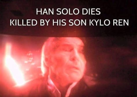 Why Did Ben Solo  Kylo Ren  Kill Han Solo?   Reviewster