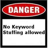 Why Do I Still See Keyword Stuffing?