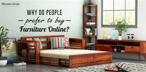 Why Do People Prefer to Buy Furniture Online?