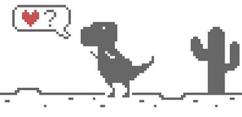 Why Google Chrome show a Dinosaur when is Offline? — Steemkr