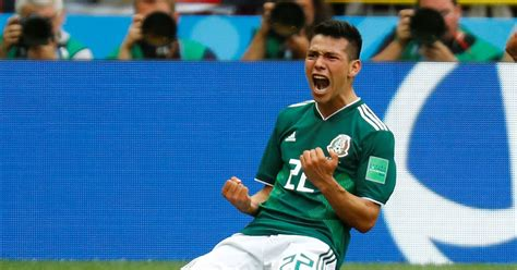Why is Hirving Lozano called Chucky? Bizarre reason Mexico ...