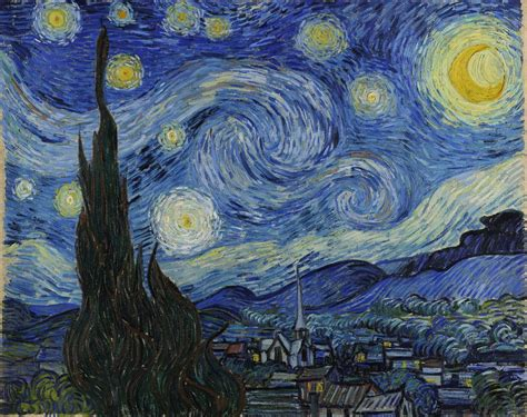 Why physicists are fascinated by Vincent van Gogh s ...