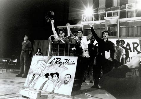 Why term 'la raza' has complicated roots in US   News Taco
