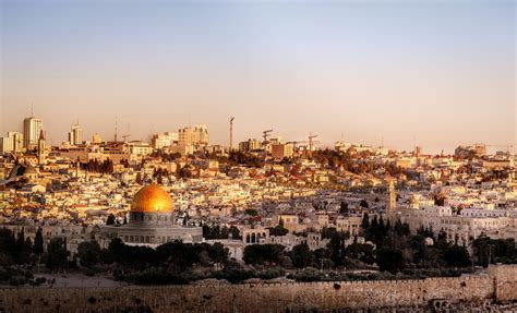 Why the World Doesnt Recognize Jerusalem as Israel s ...