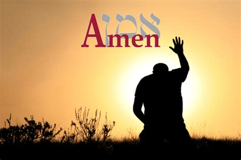 Why You Should Pause To Process Prayers Before Saying Amen ...