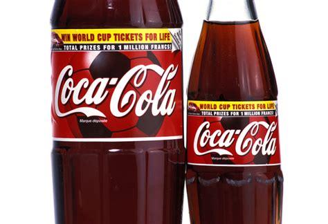 Wie Coca Cola weltmeisterlich Image und Umsätze gewann ...