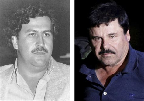 Wie was de succesvolste drugsbaron? Escobar of El Chapo ...