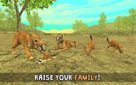 Wild Cougar Sim 3D: Amazon.es: Appstore para Android