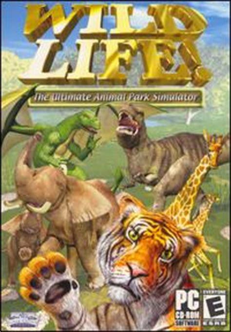 Wild Life! Ultimate Animal Park Simulator PC CD breed ...