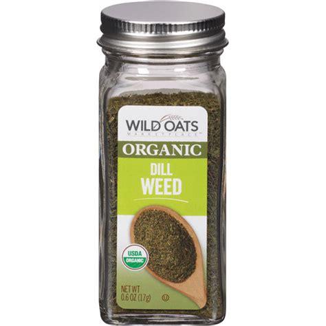 Wild Oats Marketplace Organic Dill Weed, 0.6 oz   Walmart.com
