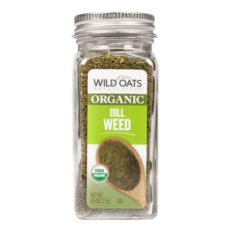 Wild Oats Marketplace Organic Dill Weed   Wild Oats