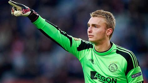 Will AFC Ajax Keeper Jasper Cillessen Be The New Number ...