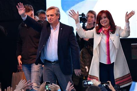 Will Cristina Fernandez's Surprise Political Ploy Work in ...