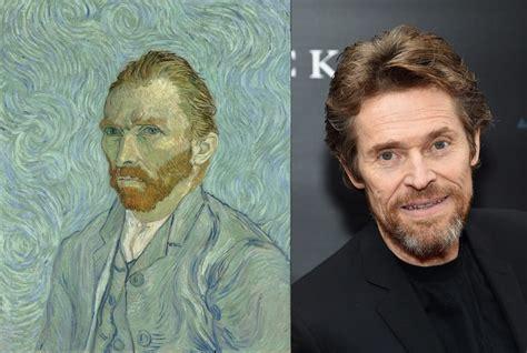 Willem Dafoe to Star in Van Gogh Biopic  At Eternity s ...