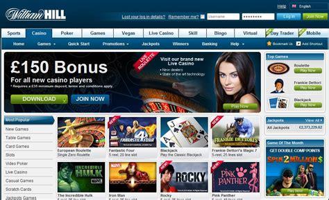 William Hill Casino   Best Online Casino Bonus