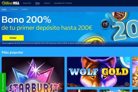 William Hill Casino   Reseña, Bono de bienvenida y App de ...