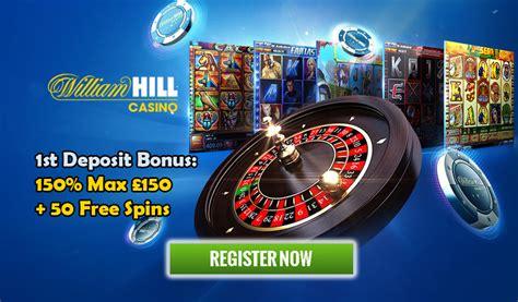 William Hill Casino Review | £150 Welcome Bonus | Online ...
