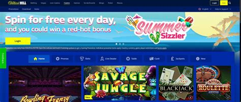 William Hill Casino Review and New Online Casino Games