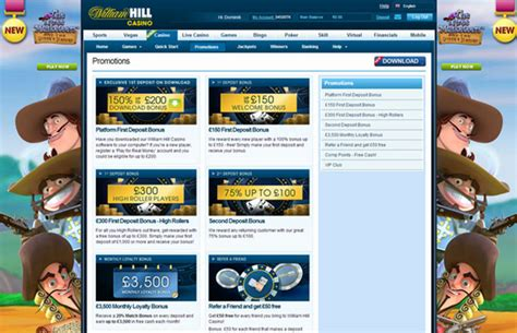 William Hill Casino Review   The Review of the Online ...