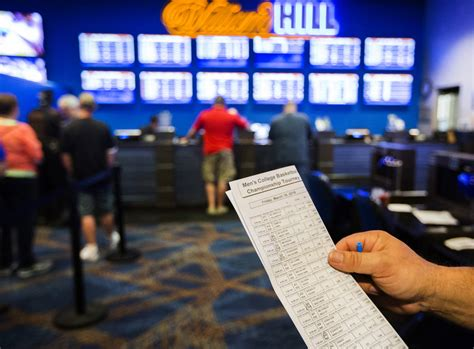 William Hill expanding as sports betting competition takes ...