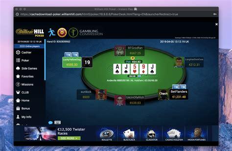 William Hill Poker: £/€/$ 100 Bonus with first Deposit ...