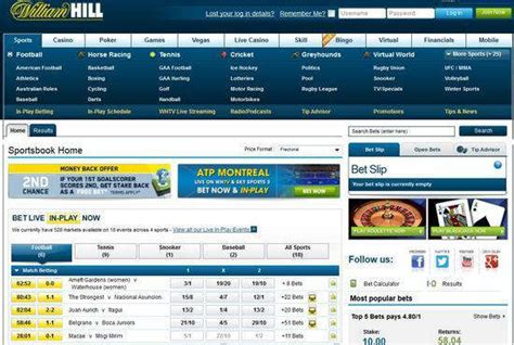 William Hill Promo/Promotional Code C30 for £30 in Free ...