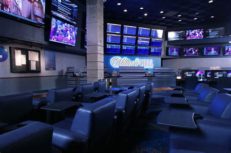 William Hill Race & Sports Book at Silver Sevens Hotel ...