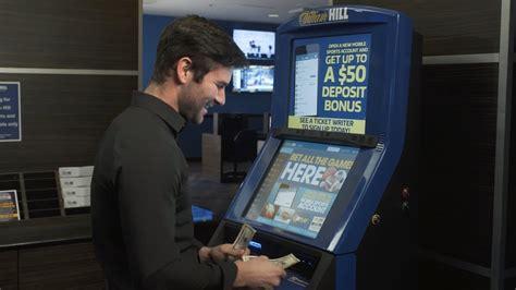 William Hill   Sports Betting Kiosk   YouTube