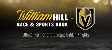 William Hill US asume el patrocinio de los Vegas Golden ...
