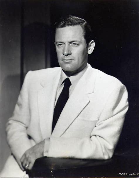 William Holden, 1949 | Classic movie stars, Handsome ...