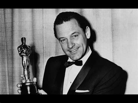 William Holden Wins Best Actor: 1954 Oscars   YouTube