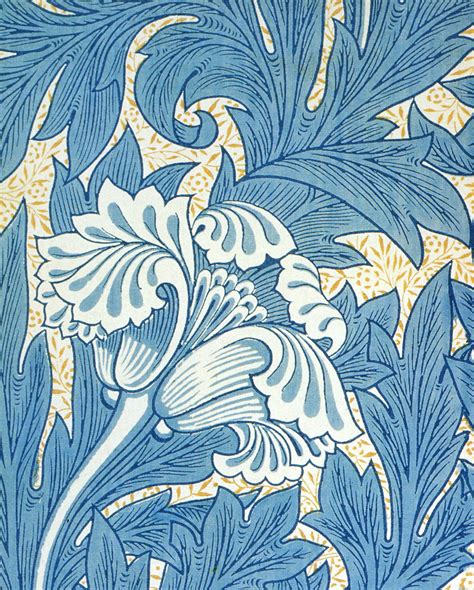 william morris 1875 tulip 1 3 | The Daily Norm