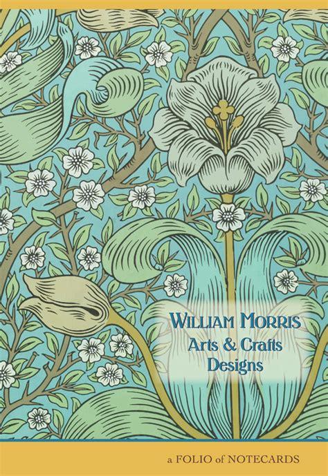 William Morris: Arts & Crafts Designs Notecard Folio