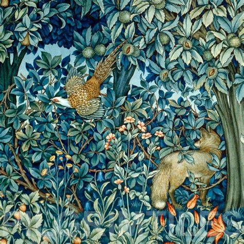 William Morris Arts & Crafts ref 10 ~ Pilgrim Tiles