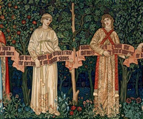 William Morris, el arte justo, útil y bello | Cultura Home ...