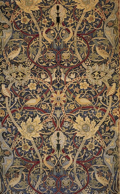 William Morris Fan Club: Some magic carpets