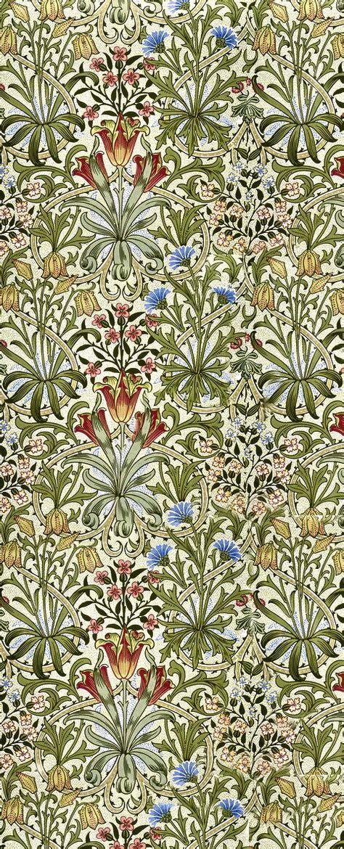 William Morris print. Simply perfect. | Papel pintado de ...