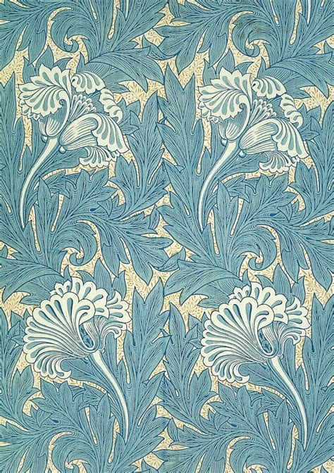 William Morris | Twelve Paper Foxes