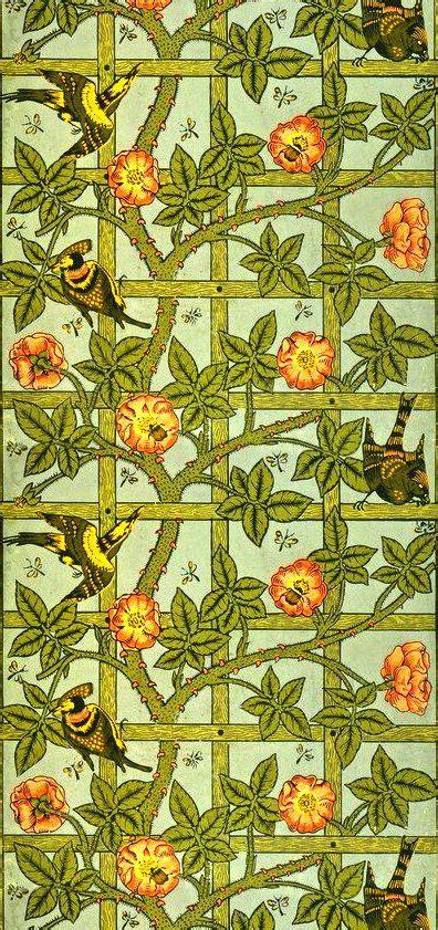 william morris | William morris, Ilustraciones, Papel pintado