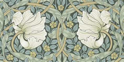 William Morris y el movimiento Arts & Crafts
