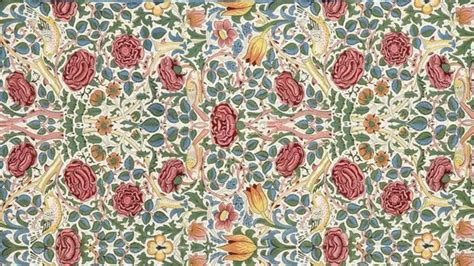 William Morris y las bases del diseño actual