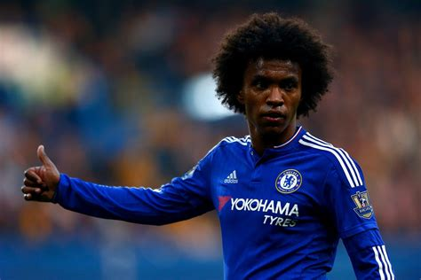 Willian and Chelsea open talks over new £100k a week deal ...