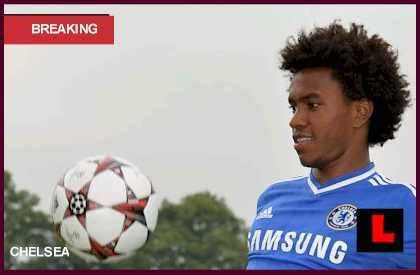 Willian Chelsea Contract Reportedly Worth $46.6 M