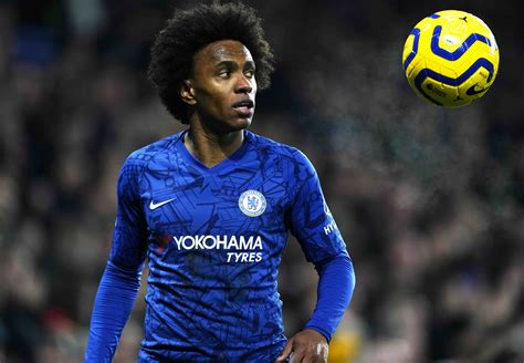 Willian Doubts New Chelsea Contract 'Will be Possible ...