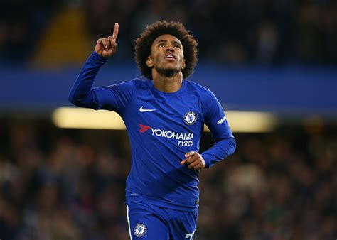 Willian has become Chelsea s most important player