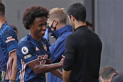 Willian Instantly Brings Vision & Brilliance to Arsenal
