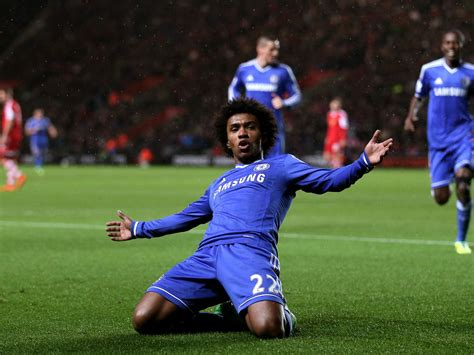 Willian is only going to get better warns Chelsea ...