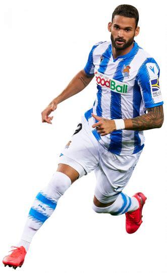 Willian Jose football render   66353   FootyRenders